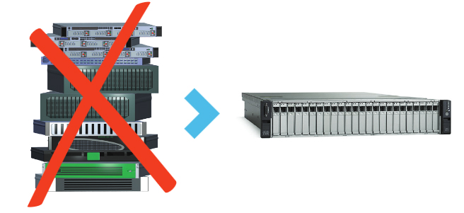 OmniStack with Cisco Unified Compute System