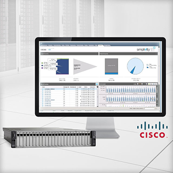 SimpliVity OmniStack Integrated Solution with Cisco UCS